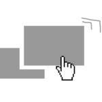 LION BLOG のアイキャッチ画像のマウスオーバー時のズームを無効にする方法